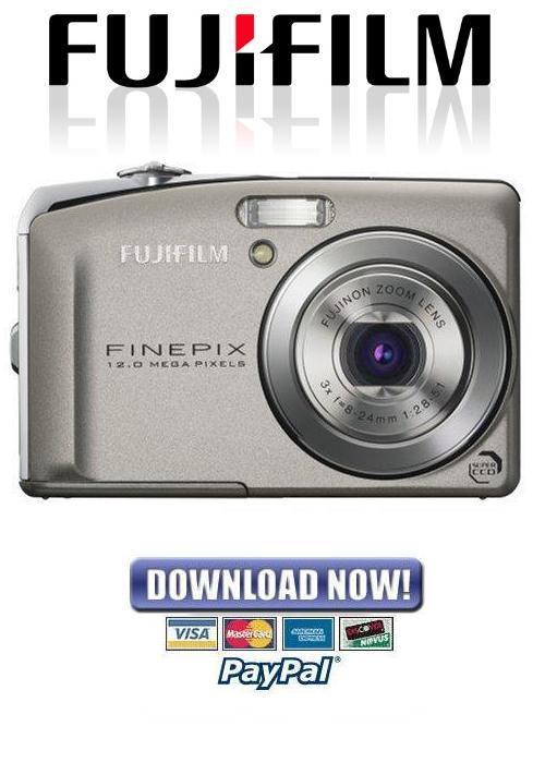 Pay for Fujifilm Fuji Finepix F50fd Service Manual & Repair Guide