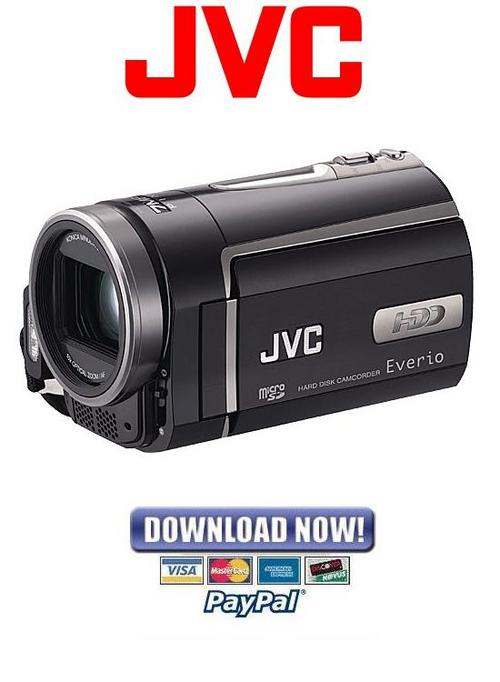 Pay for JVC GZ-MG730 Service Manual & Repair Guide