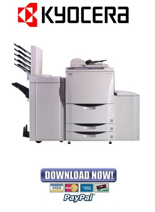 Pay for Kyocera Mita KM-6330 + 7530 Service Manual + Parts Catalog