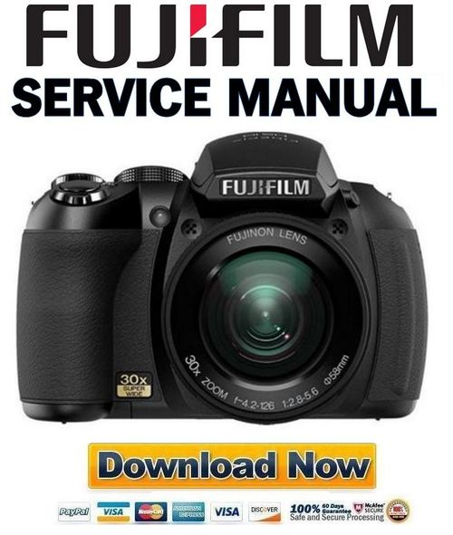 fujifilm fuji finepix hs10 hs11 service manual repair guide downl rh tradebit com fujifilm finepix s700 digital camera manual fujifilm s5500 digital camera manual