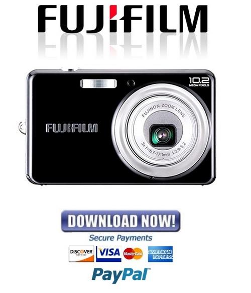 fujifilm fuji finepix j26 j27 j28 j29 service manual