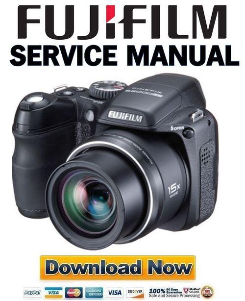 fujifilm fuji finepix s2000hd s2100hd service manual repair gui rh tradebit com  Fuji FinePix 16MP Digital Camera