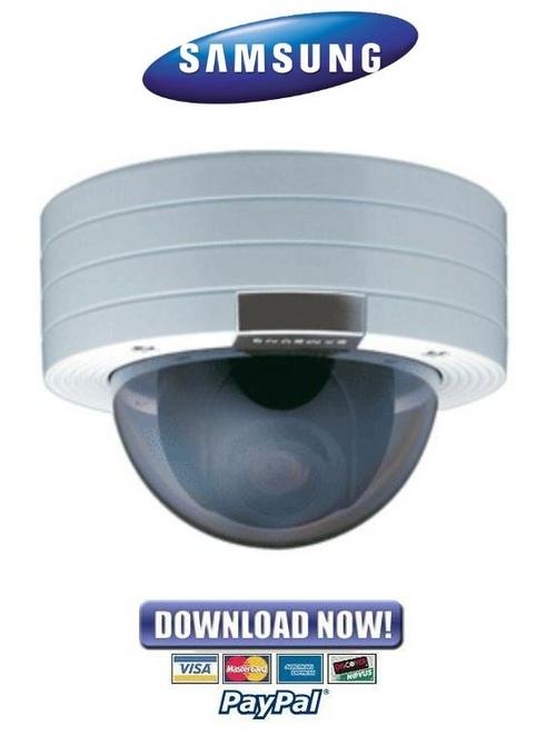 Samsung SCC-931TP + 931T Service Manual & Repair Guide - Download M...