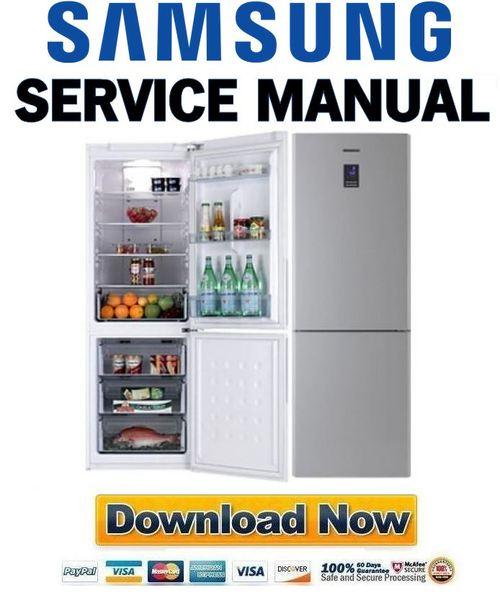 samsung rl34egsw service manual repair guide download manuals rh tradebit com Kenmore Elite Dishwasher Manual Whirlpool Microwave Manual