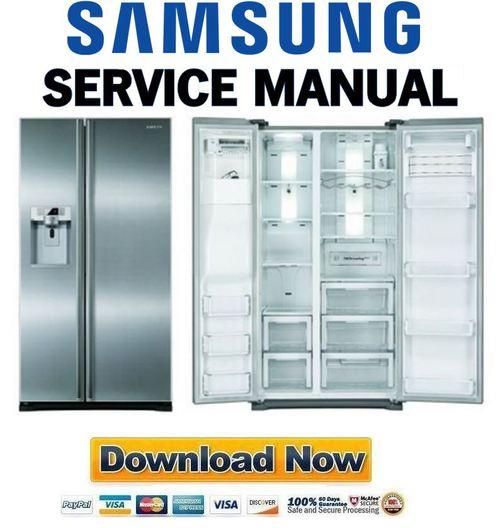 samsung rsg5durs service manual repair guide download manuals rh tradebit com rs265tdrs service manual free rs265tdrs owners manual
