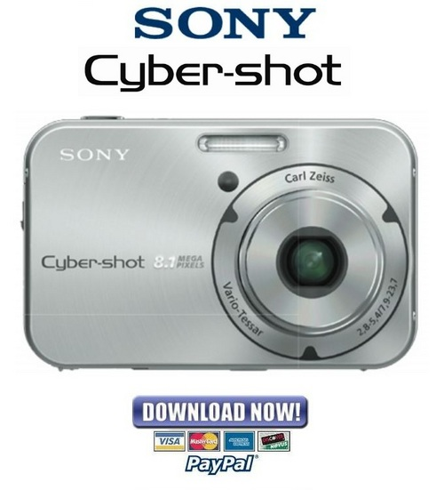 Pay for Sony Cybershot DSC-N1 Service Manual & Repair Guide