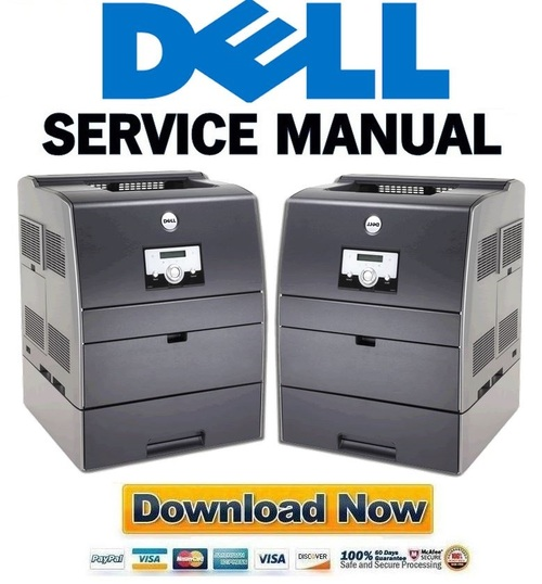 Pay for Dell 3000CN + 3100CN Service Manual & Repair Guide