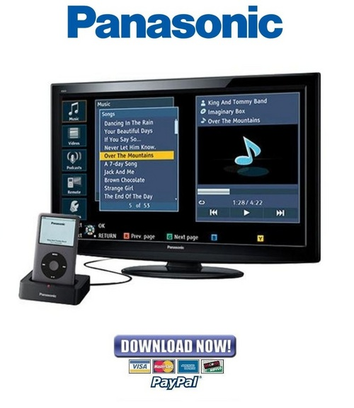 panasonic tc l32x2 service manual repair guide. Black Bedroom Furniture Sets. Home Design Ideas