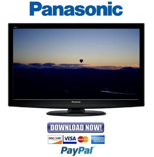 panasonic tc l37u22 service manual repair guide. Black Bedroom Furniture Sets. Home Design Ideas