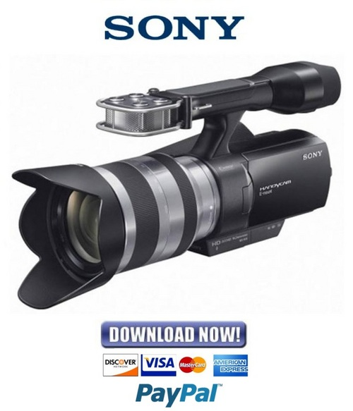 sony nex-vg10 service manual  u0026 repair guide