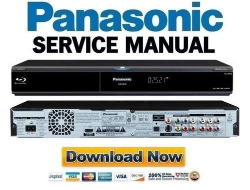 panasonic dmp bd30 service manual repair guide download manuals rh tradebit com Panasonic DMP BD30 Firmware Panasonic Bd60