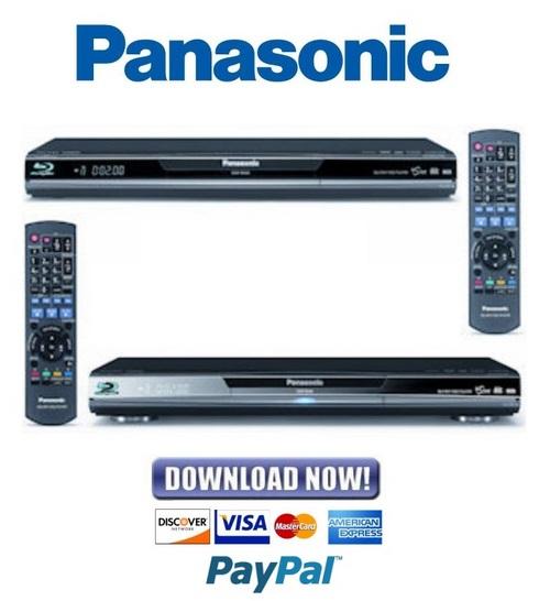 panasonic dmp bd60 bd601 bd605 bd80 service manual repair guide rh tradebit com panasonic blu ray dmp-bd605 manual Panasonic DMP Bd60 Firmware