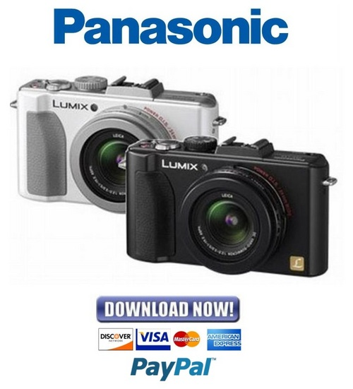 panasonic lumix dmc lx5 service manual repair guide download ma rh tradebit com Panasonic Lumix Dmc-Gm Whole Packing Panasonic Lumix DMC LX5 Battery