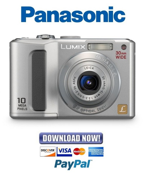 panasonic lumix dmc lz10 series service manual repair. Black Bedroom Furniture Sets. Home Design Ideas