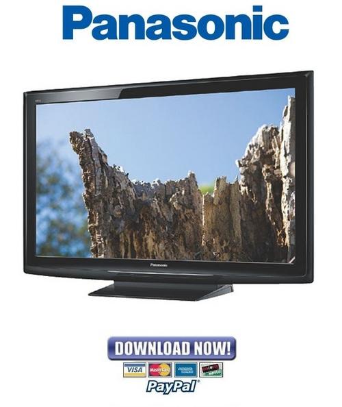 panasonic tc 42px14 service manual repair guide. Black Bedroom Furniture Sets. Home Design Ideas