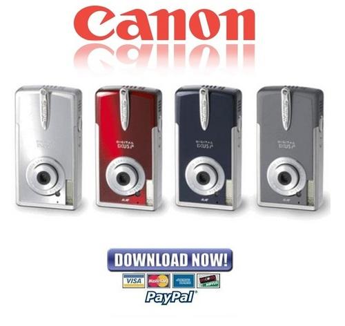 canon digital ixus i5 service manual  u0026 repair guide
