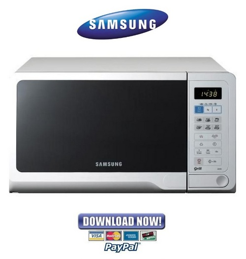 Pay For Samsung Mw73e Wb Service Manual Repair Guide