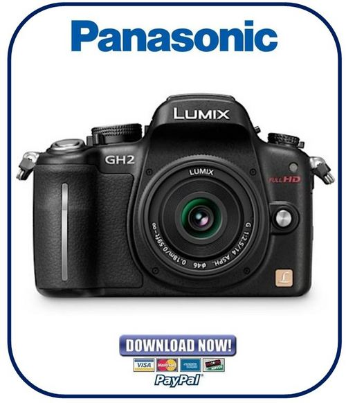 panasonic lumix dmc gh2 service manual repair guide download ma rh tradebit com lumix g2 manual lumix g2 manual