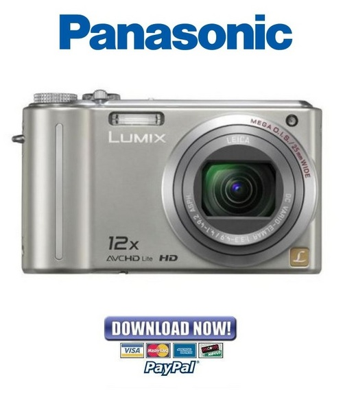 panasonic lumix dmc tz7 zs3 full service manual repair guide rh tradebit com