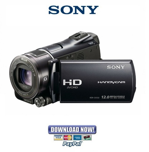 sony hdr fx7 manual pdf