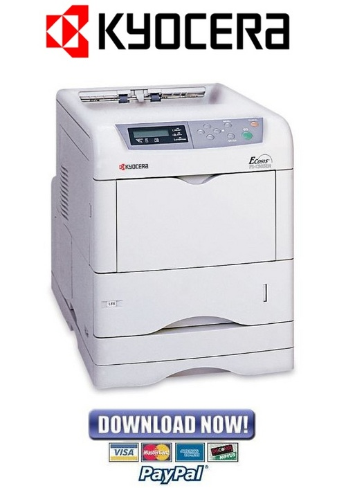Pay for Kyocera FS-C5020N + FS-C5030N Service Manual & Repair Guide