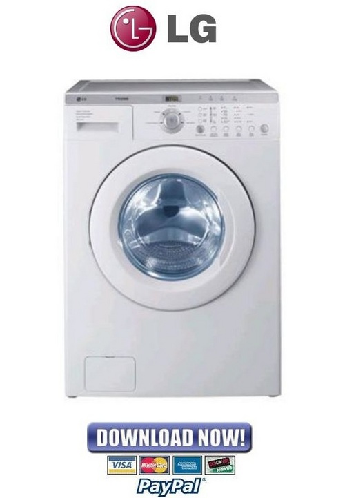 lg wm1812cw wm1814cw service manual repair guide download man rh tradebit com LG Tromm Washer and Dryer lg wm1814cw owner's manual