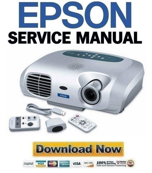 Epson Powerlite S1   S1plus Service Manual  U0026 Repair Guide