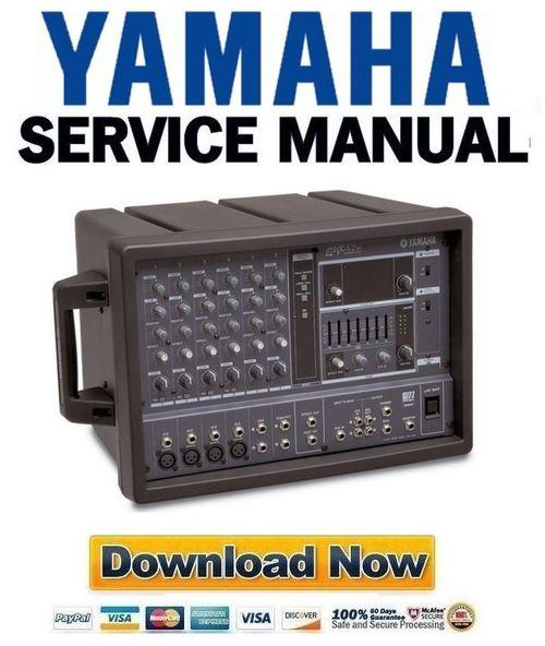 Yamaha Emxs Service Manual