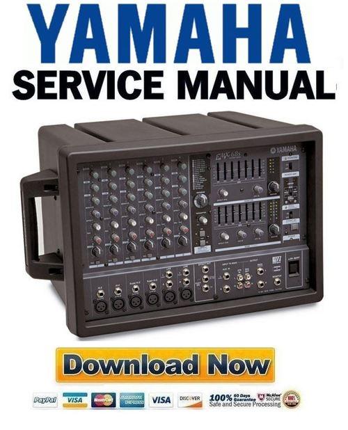 Yamaha Emxc Service Manual Pdf