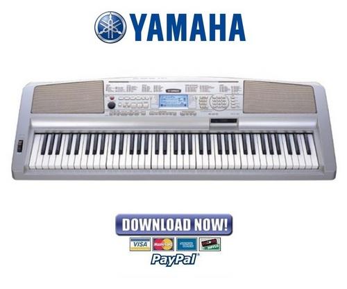 Yamaha dgx 300 keyboard service manual repair guide for How to repair yamaha keyboard