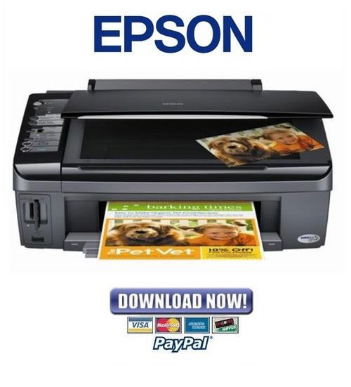 Epson Stylus Cx7300 Cx7400 Dx7400 Service Manual  U0026 Repair