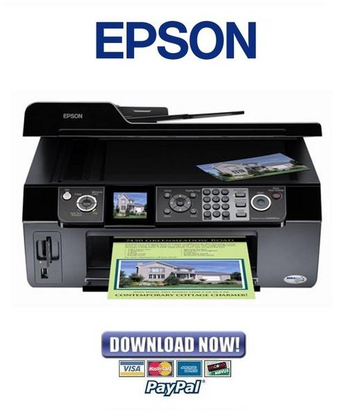 Epson Printer Cx9300f Driver