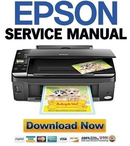 Pay for Epson Stylus NX215 SX210 SX215 TX210 TX213 TX219 Service Manual & Repair Guide