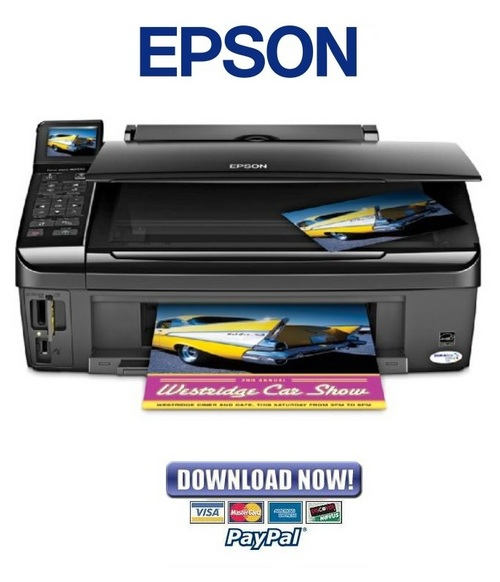 Pay for Epson Stylus NX510 NX515 SX510W SX515W TX550W Service Manual & Repair Guide