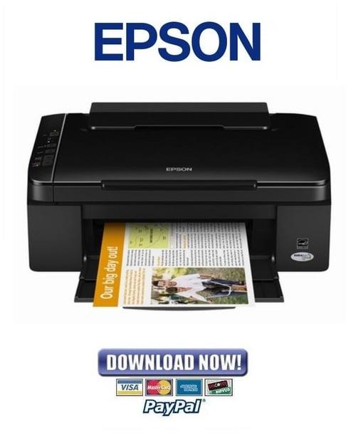 Pay for Epson Stylus TX110 TX111 TX112 TX113 TX115 TX117 TX119 Service Manual & Repair Guide