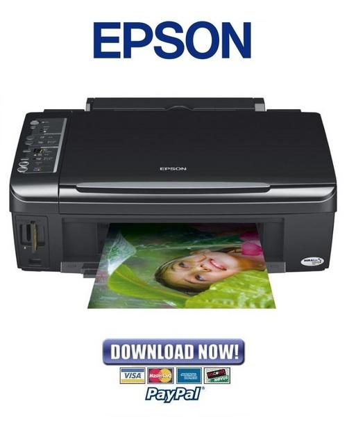 Pay for Epson Stylus TX200 TX203 TX209 Service Manual & Repair Guide
