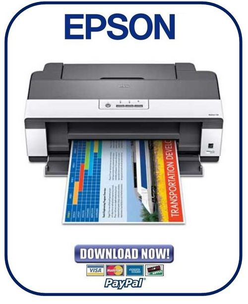 Pay for Epson WorkForce 1100 Service Manual & Repair Guide