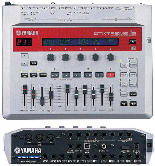 yamaha dtxt2s iis drum trigger module service manual repair guide