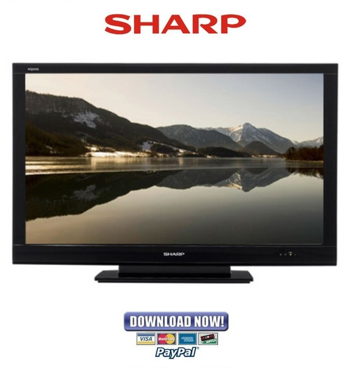 Sharp Lc-40d68ut Service Manual  U0026 Repair Guide