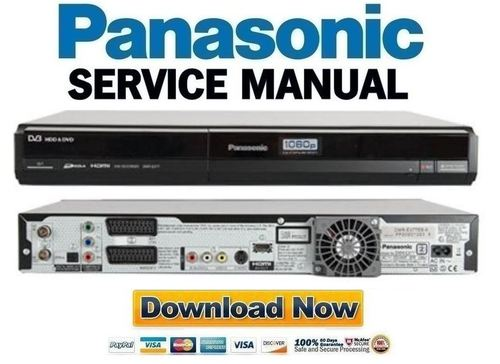panasonic dmr ex77 instruction manual how to and user guide rh taxibermuda co Panasonic DVD Recorder DMR-EZ28 Panasonic DVD Recorder with Tuner