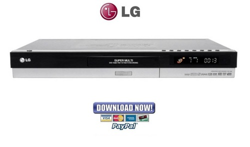 lg rh178h rh188h rh1999h hdr688 service manual repair guide rh tradebit com DVD Recorder with Digital Tuner Best DVD Recorder with Tuner