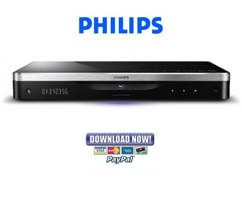 Philips Bdp8000 Service Manual  U0026 Repair Guide