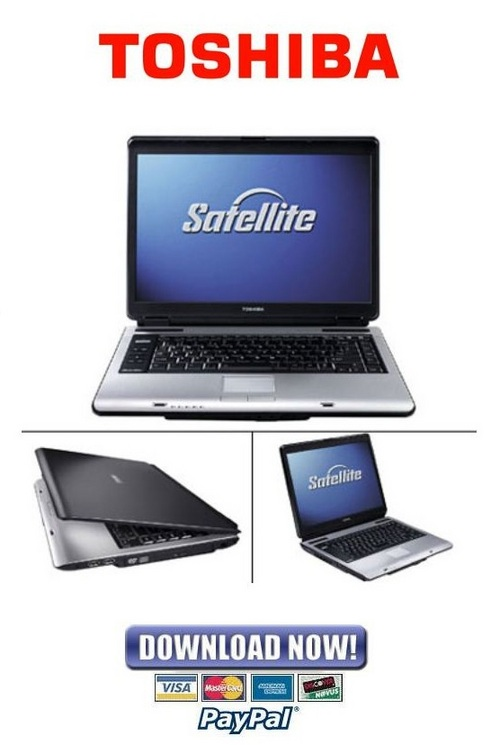 Pay for Toshiba Satellite A100 + A105 + TECRA A7 Service Manual & Repair Guide