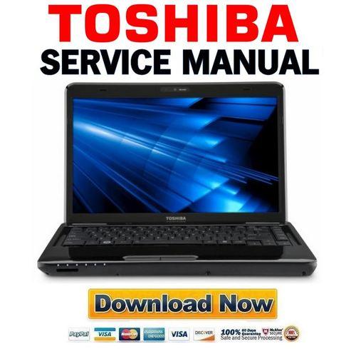toshiba satellite l600 l640 l645 satellite pro l600 l640 l645 ser rh tradebit com Toshiba Laptop Service Manual toshiba satellite l645 service manual pdf