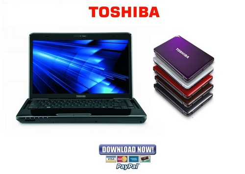 Pay for Toshiba Satellite L600D/L640D/L650D + Satellite Pro L600D/Pro L640D/Pro L645D Service Manual & Repair Guide