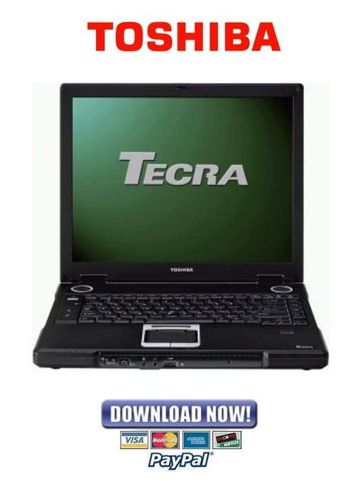 Pay for Toshiba Tecra S3 + S4 Service Manual & Repair Guide