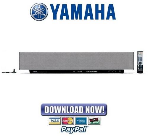 Yamaha ysp 1000 front car interior design for Yamaha ysp 5600 manual