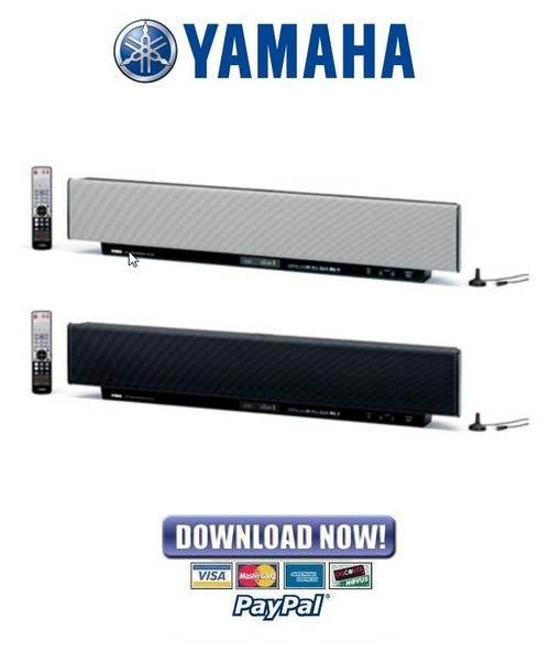 yamaha ysp 900 service manual repair guide download manuals am rh tradebit com yamaha ysp 900 manual yamaha soundbar ysp-900 manual