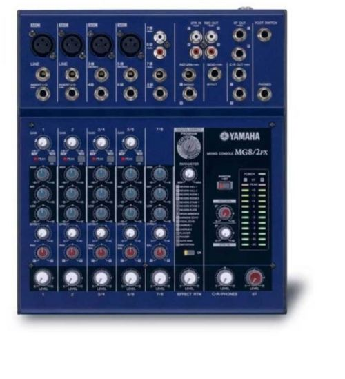 Yamaha Mixing Console Mg Fx Manual