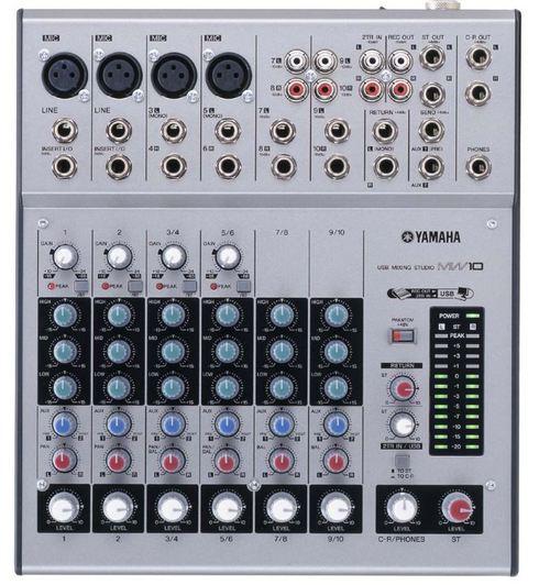 Yamaha Mw Mixer